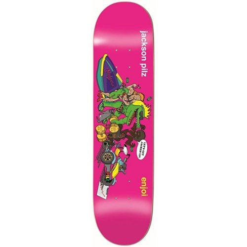 Enjoi Deck: Croc Lobster R7 8.25