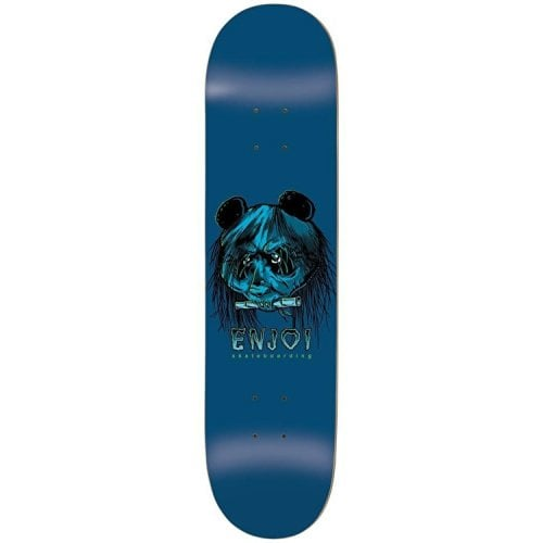 Enjoi Deck: 80's Head R7 8.375
