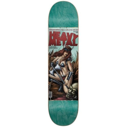 Darkstar Deck: Heavy Metal Bachinsky R7 8.0