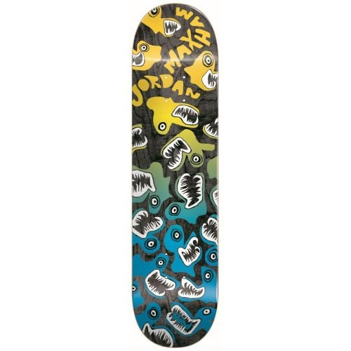 Enjoi Deck: Monsters R7 8.25