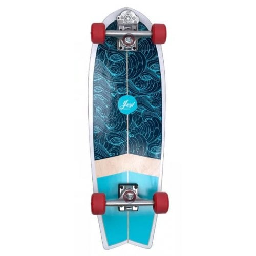 "YOW Komplett-Surfskate: Eisbach 30"" High Performance Series"