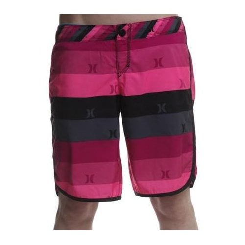 Hurley Girl Shorts: Supersuede 9 PK/BK