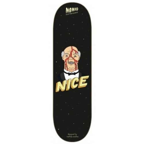 Nomad Deck: Role Models II - Nice NMD1 7.87