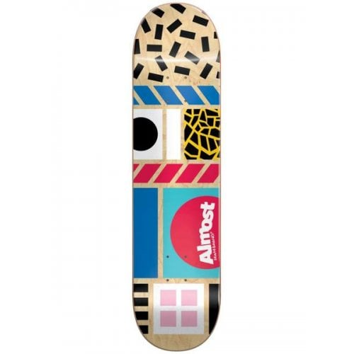 Almost Deck: New Wave Natural HYB 8.25