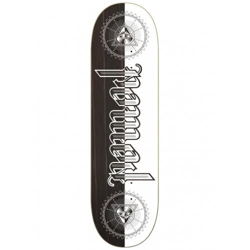 Nomad Deck: Ambigram Open your Eyes - Black NMD3 8.0