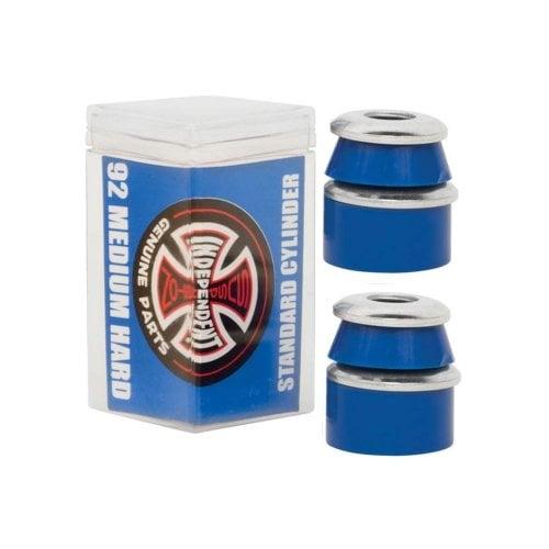 Independent Lenkgummi: Cushions Blue 92 Medium Hard Cylinder