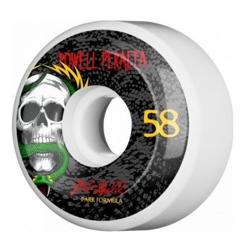 Powell Peralta Rollen: McGill Skull and Snake (58mm)