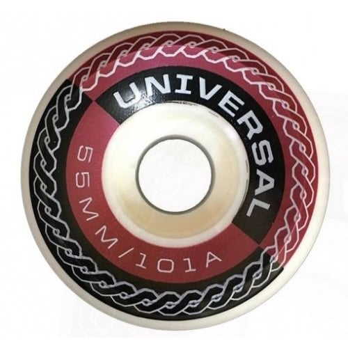 Universal Rollen: Metallic 2 (55 mm)