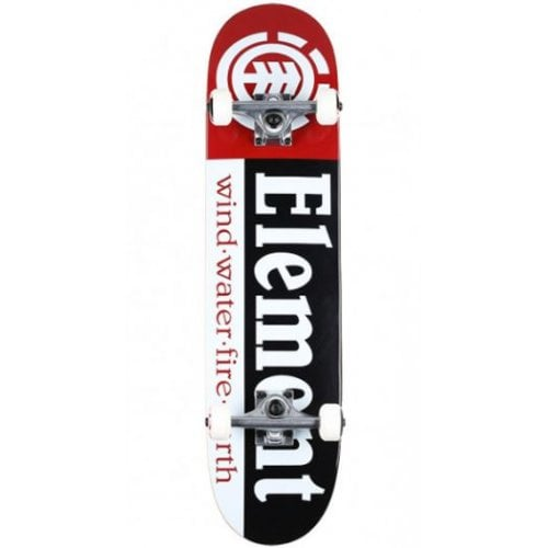 Element Komplettboards: Section 7.75