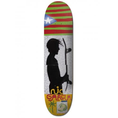 Element Deck: Freditano Nick Garcia 8.0