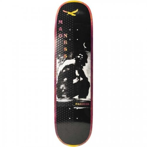 Madness Skateboarding Deck: Colossus R7 8.5