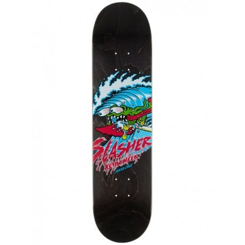 Santa Cruz Skateboards Deck: Wave Slasher 7.75