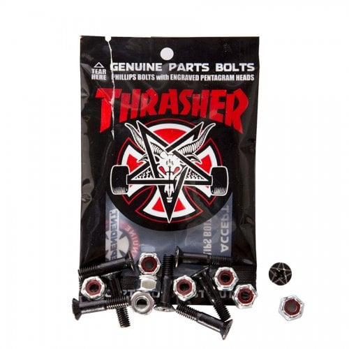 Independent Montageset: Thrasher Bolts Phillips 7/8