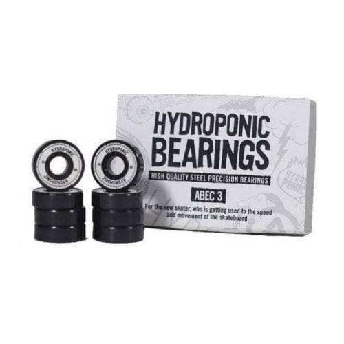 Hydroponic Kugellagers: Abec 3 White