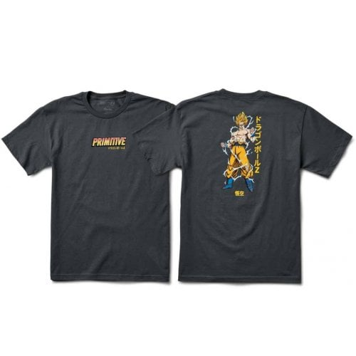 Primitive T-Shirt: Super Saiyan Goku GR