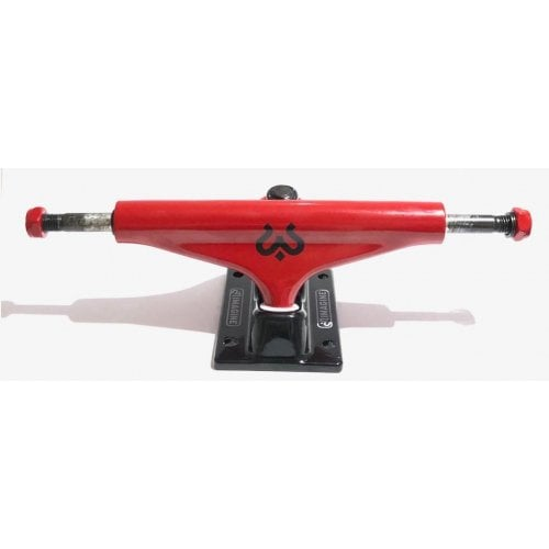 Imagine Skateboards Achsen: Logo Red/Black 5.25