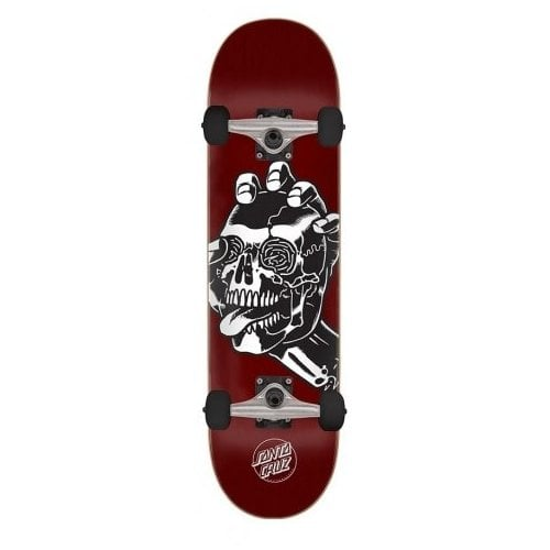 Santa Cruz Komplettboard: Screaming Skull 8.25