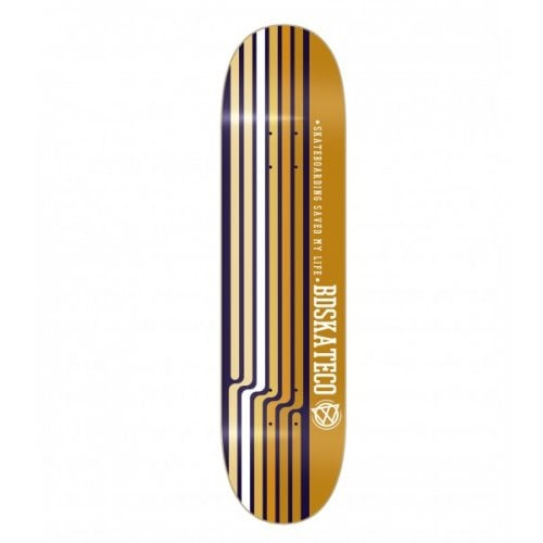 BDSkateCO Deck: Retrospective Orange 8.1