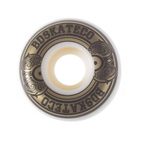 BDSkateCO Rollen: Geo Wild Gold Endurethane (55 mm)