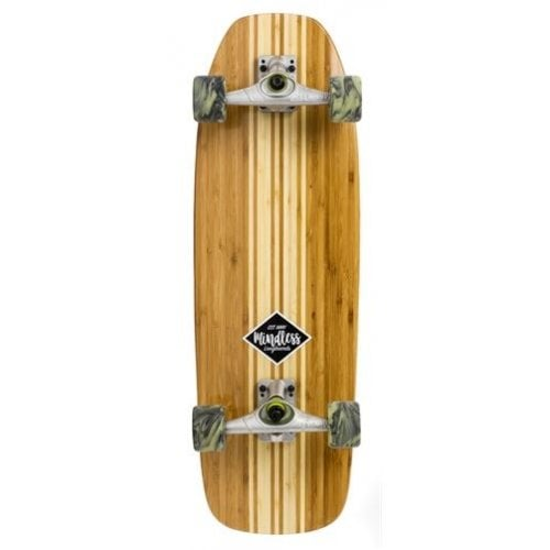 Mindless Longboards Surf Skate: Bamboo 30 x 9.5""