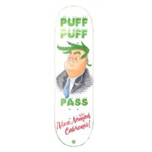 Nomad Deck: Puff Puff Pass 8.25