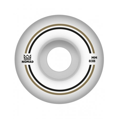 Nomad Rollen: Duets Gold Black (53 mm)