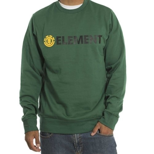 Element Sweatshirt: Blazin Crew GN