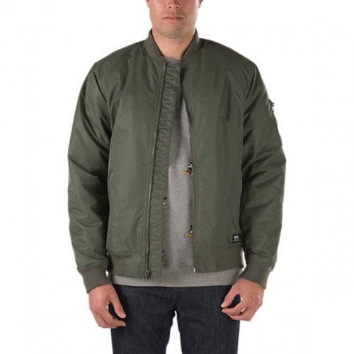 Vans Jacke: M Morro Deluxe Anchorage GN