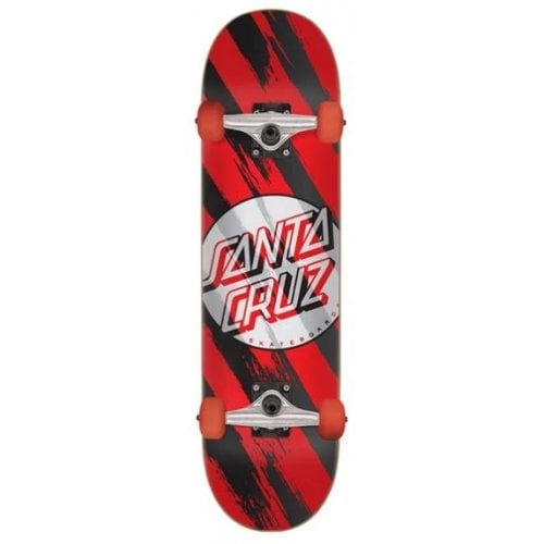Santa Cruz Komplettboard: Brush Dot 7.5