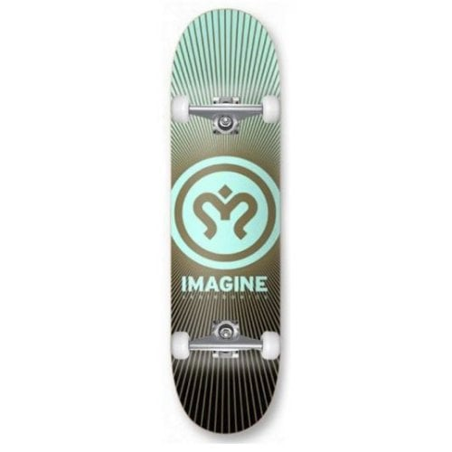 Imagine Komplettboard: Sunrise Teal Black 8.0