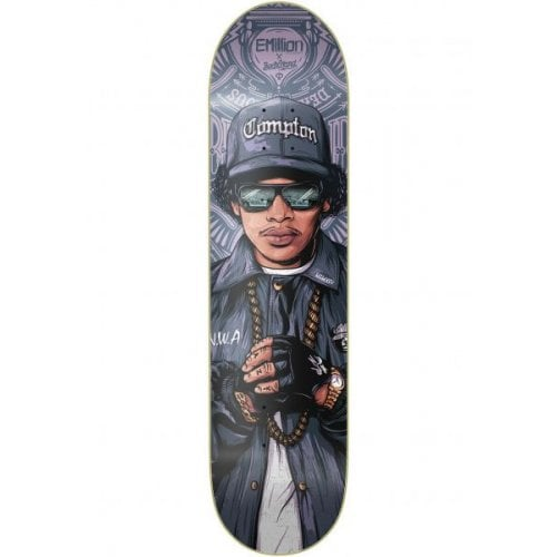 EMillion Deck: The Dead Famous Eazy 8.125