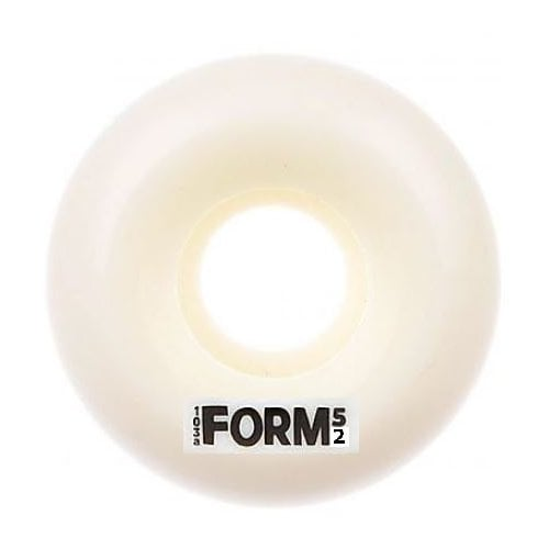 Form Rollen: White 103A (52mm)