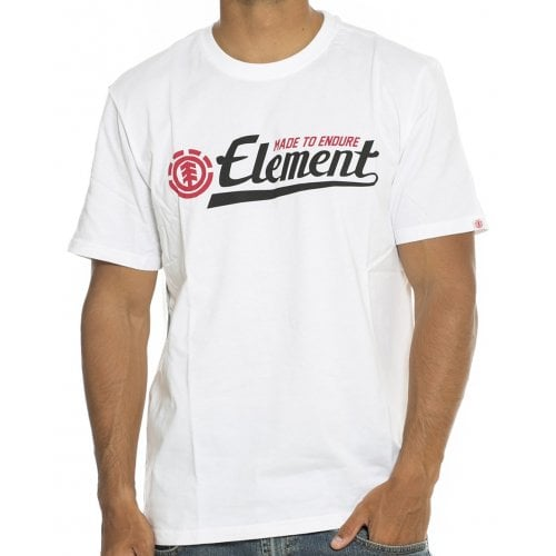 Element  T-shirt: Signature SS Optic WH
