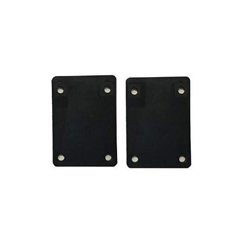 Imagine Skateboards Pads: Riser Pads 1/8 Soft Rubber