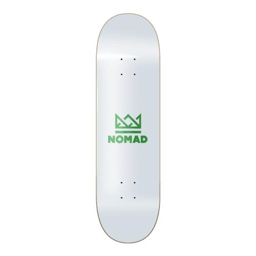 Nomad Deck: Crown - Green 8.75x32.63
