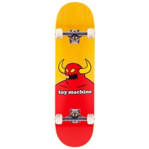 Toy Machine Complete Skateboard: Monster 8.0