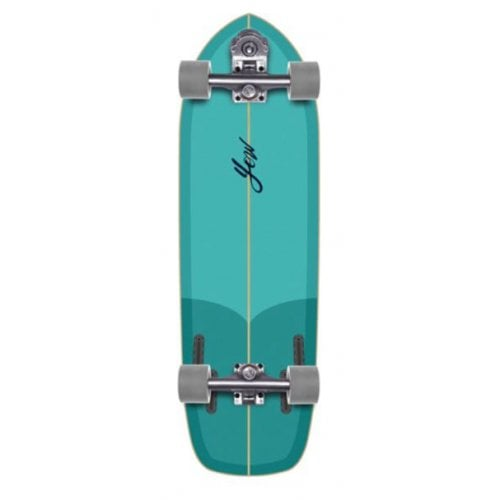 "Yow Komplett-Longboard: Chicama 33"" The First Yow Surfskate"