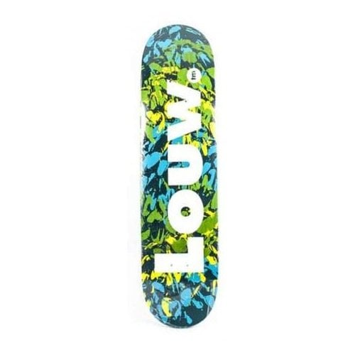 Louw Deck: Splash Wood LOHI 7.75