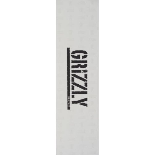 Grizzly Griptape: Clear Stamp