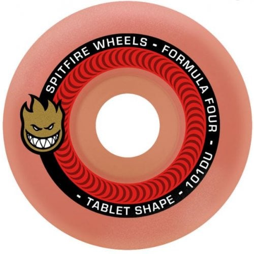 Spitfire Rollen: F4 101 Tablet Aurora-Red (54 mm)