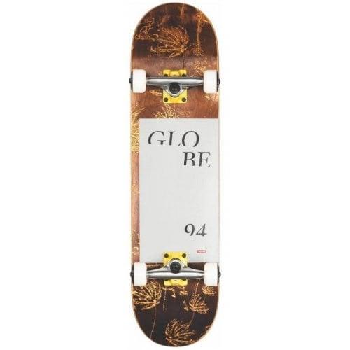 Globe Komplettboard: G2 Typhoon Yellow 8.0