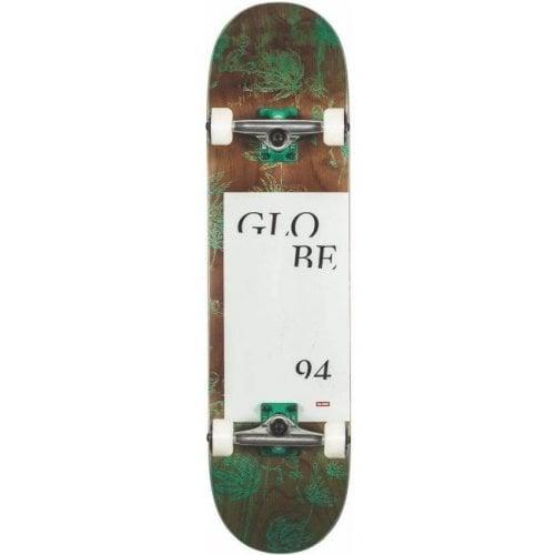 Globe Komplettboard: G2 Typhoon Green 8.125