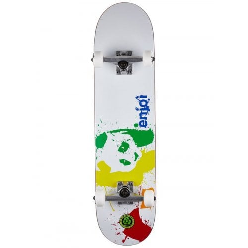 Enjoi Komplettboards: Splatter Panda Spectrum First Push 8.125