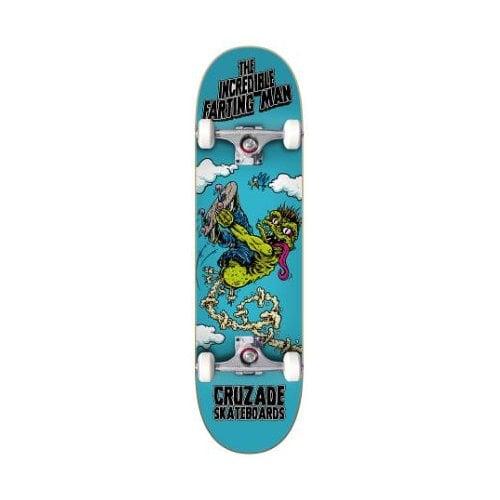 Cruzade Komplettboards: The Incredible Farting Man 8.12