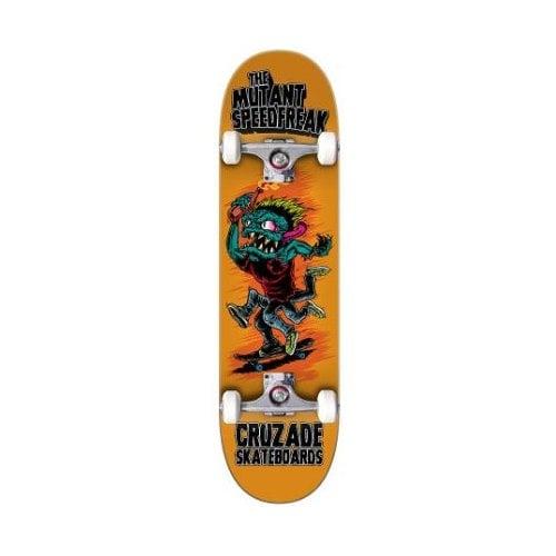Cruzade Komplettboards: The Mutant Speedfreack 8.0