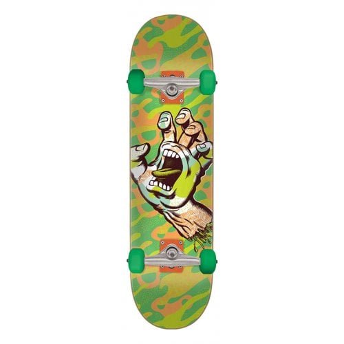 Santa Cruz Komplettboards: Primary Hand 8.0
