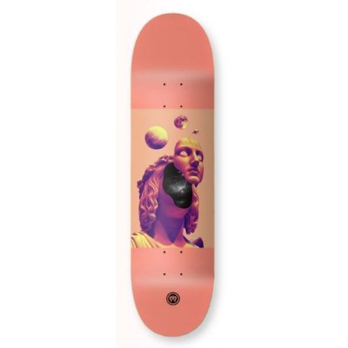 Imagine Skateboards Deck: Sculpture Cosmic 8.75