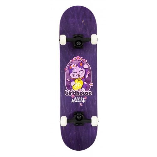 Birdhouse Komplettboards: Stage 3 Armanto Maneki Neko Purple 8.0