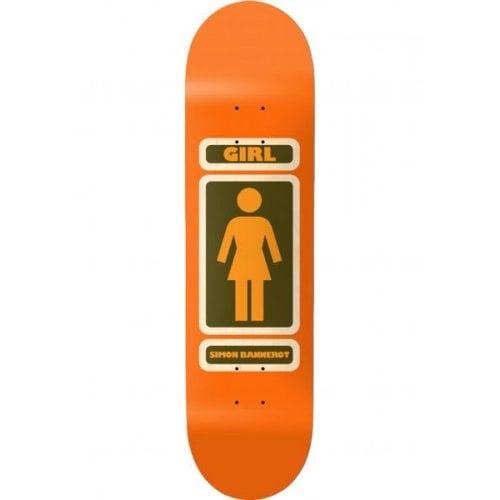 Girl Deck: Bannerot 93 Til Infinity 8.5