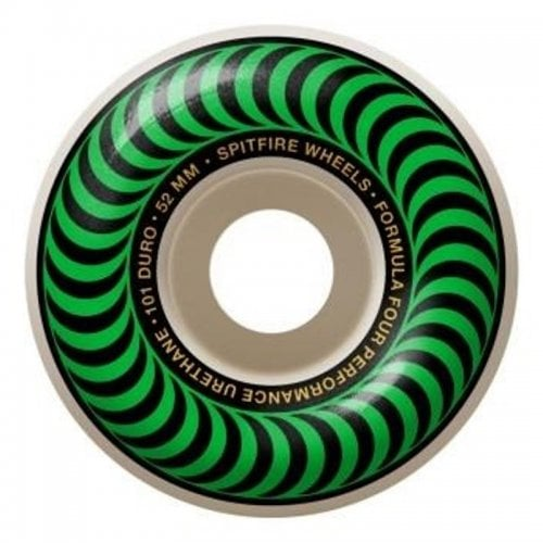 Spitfire Rollen: F4 101 Classic Green (52mm)